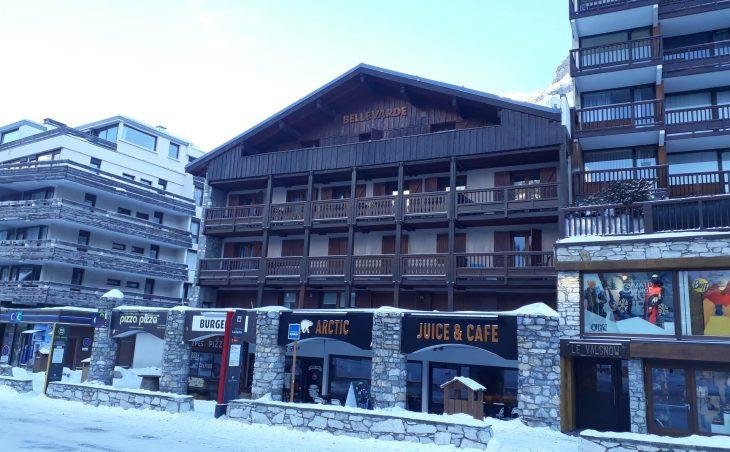 Apartments Le Bellevarde - 2
