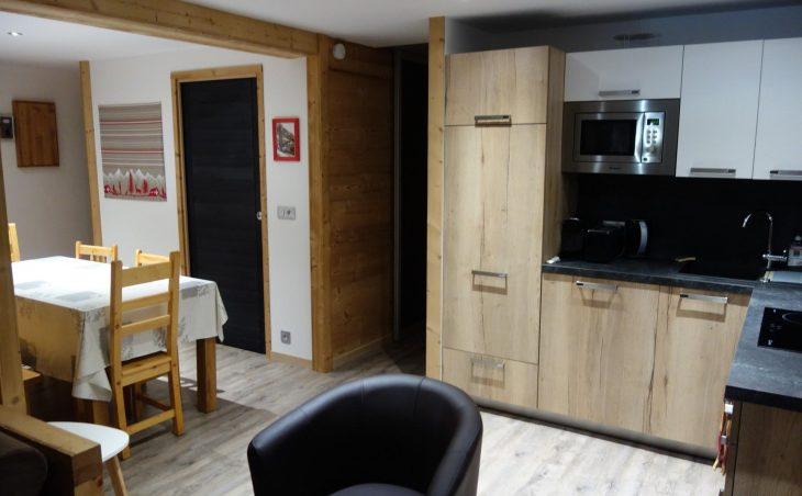 Apartments Les Andes - 10