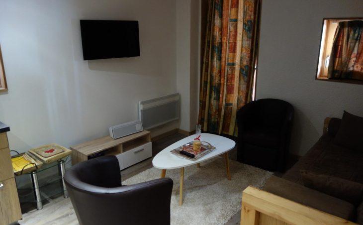 Apartments Les Andes - 11