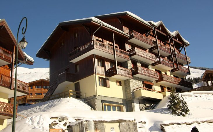 Apartments Les Cristaux - 3