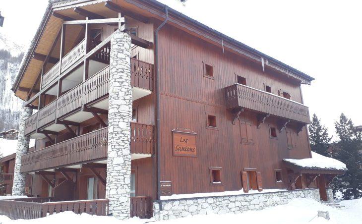 Apartments Les Santons - 2