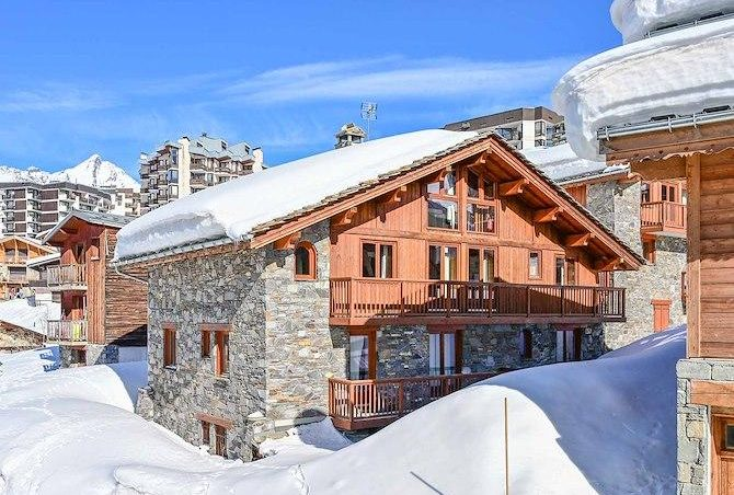 Chalet Camille - 2