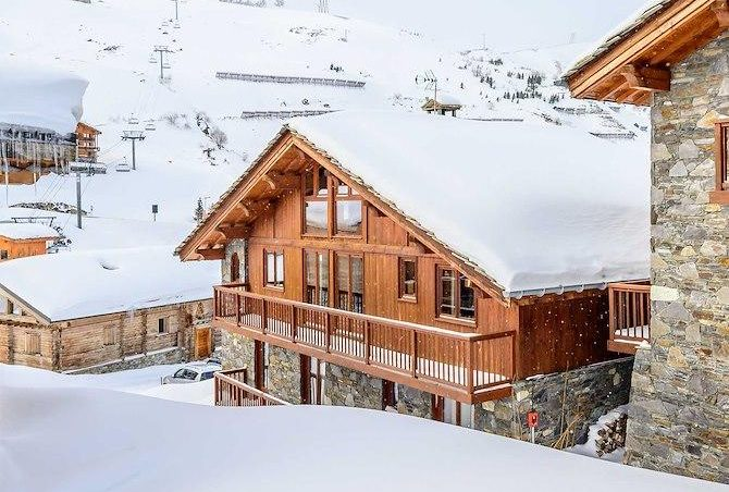 Chalet Camille - 7