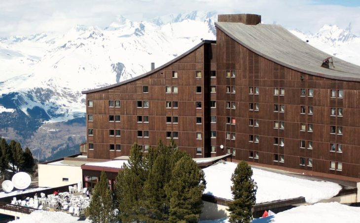 Hotel Altitude - 1