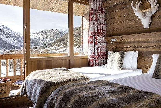 Hotel Ski Lodge - 9