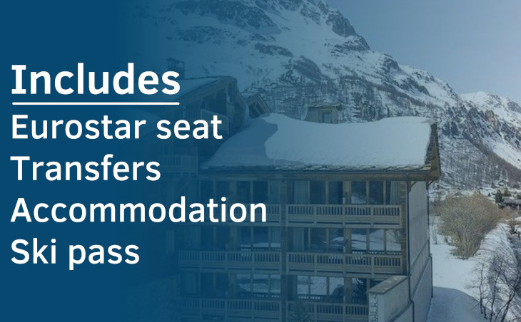 Hotel Ski Lodge - 1