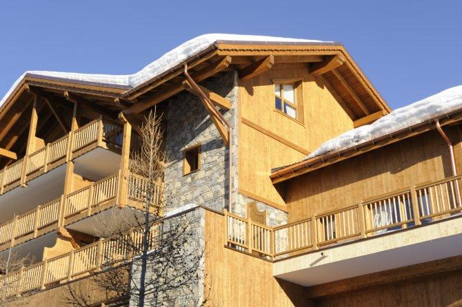 Residence CGH & SPA L'Oree des Neiges - 2