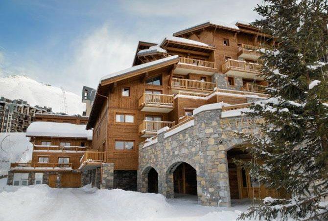 Residence CGH & SPA La Ferme du Val Claret - 7