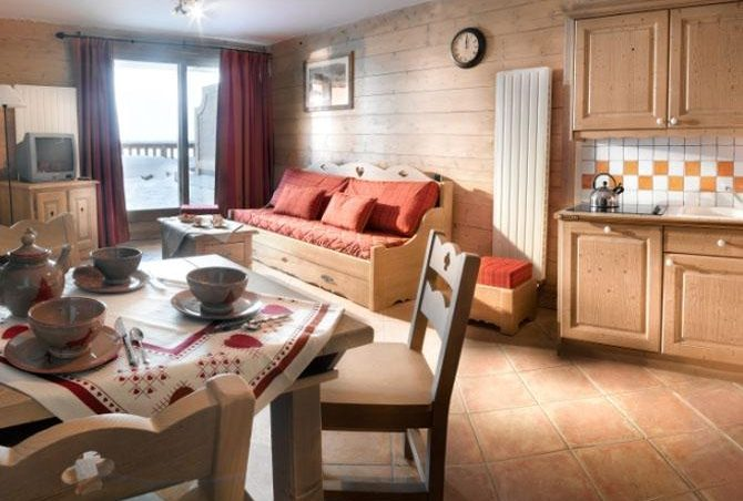 Residence CGH & SPA La Ferme du Val Claret - 8