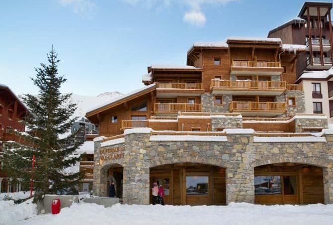 Residence CGH & SPA La Ferme du Val Claret - 2