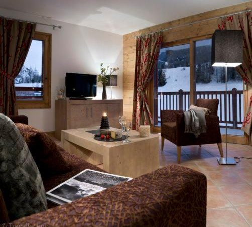 Residence CGH & SPA Le Lodge des Neiges - 2