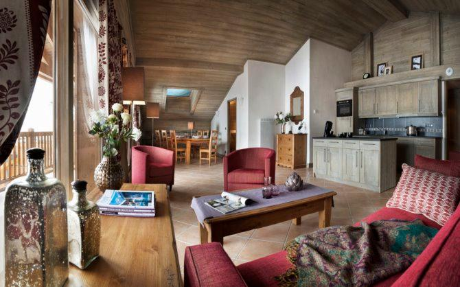 Residence CGH & SPA Le Telemark - 10