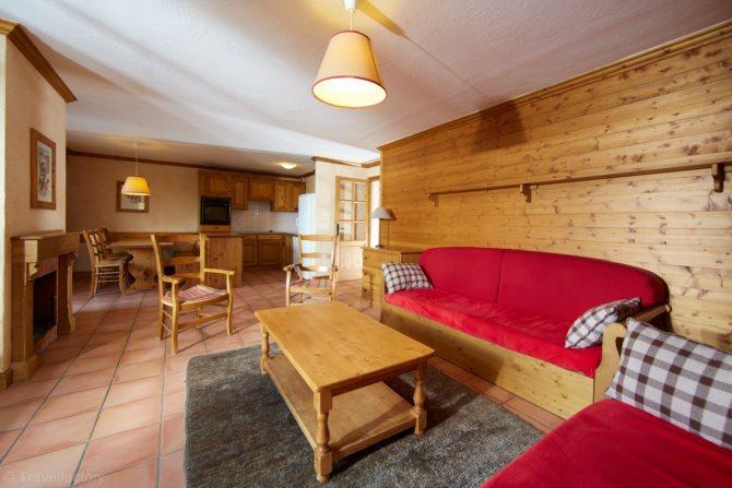 Residence CGH & SPA Les Chalets du Soleil Authentique - 5