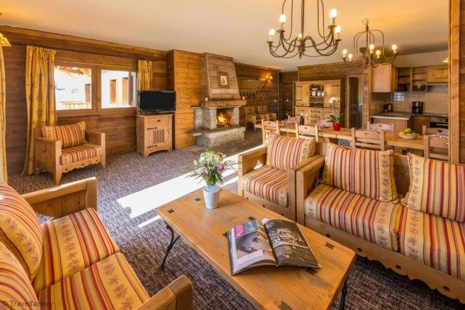 Residence Chalet de L'Ours - 4