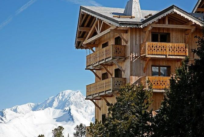 Residence Chalet de L'Ours - 2