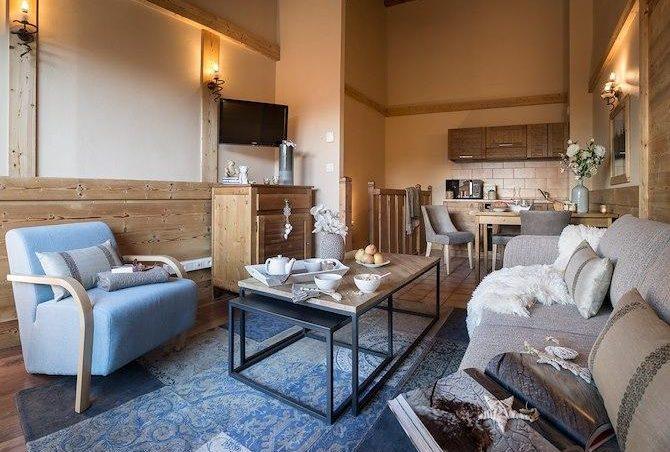 Residence Hameau de la Sapiniere - 9