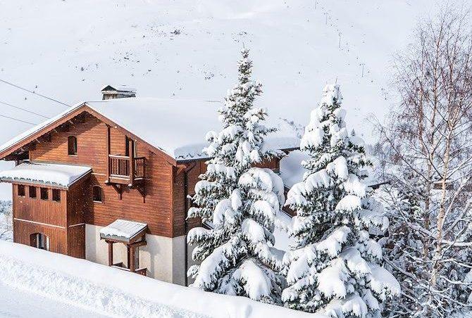Residence Hameau de la Sapiniere - 10