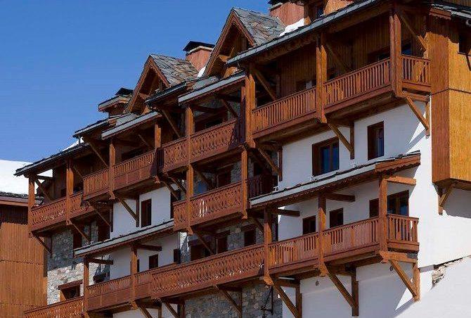 Residence Le Chalet du Vallon - 2