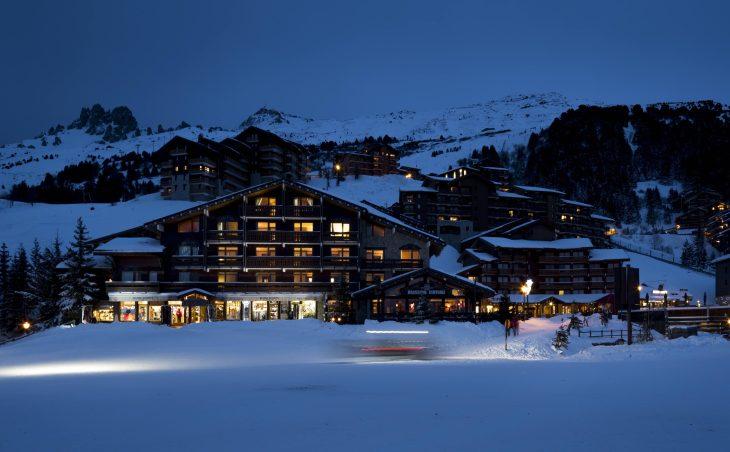 Hotel Mont Vallon - 1