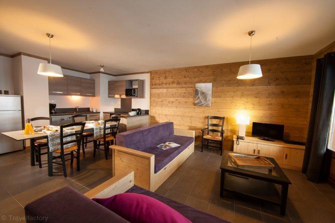 Residence CGH & SPA Les Chalets du Soleil Contemporains - 8