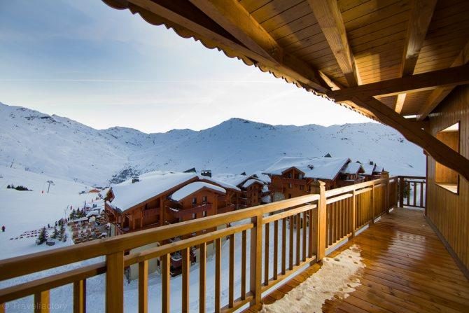 Residence CGH & SPA Les Chalets du Soleil Contemporains - 4