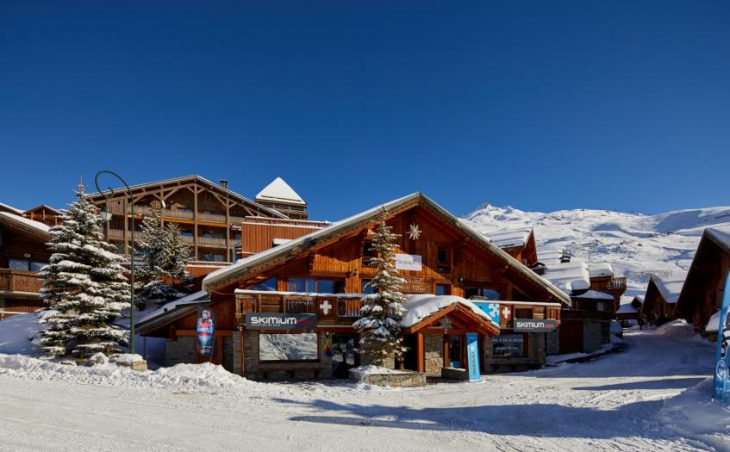 Chalet Cleopatra in Reberty 2000 , France image 1