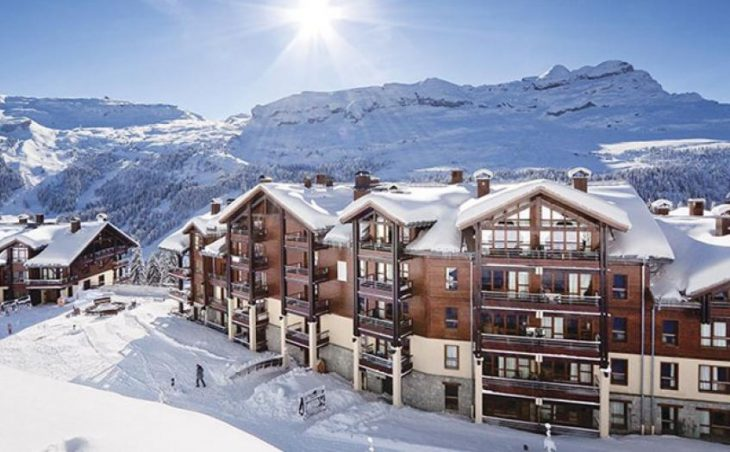 Montsoleil Terrasses d'Helios Apartments in Flaine , France image 1