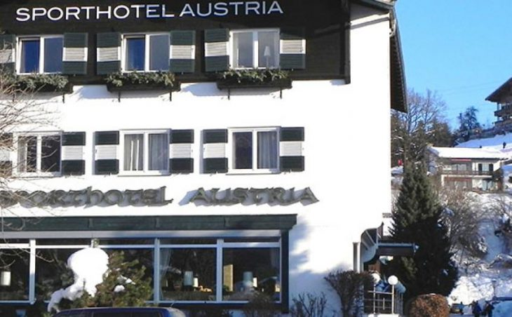 Sporthotel Austria, St. Johann, Exterior