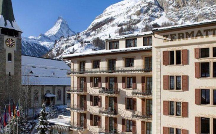 Grand Hotel Zermatterhof in Zermatt , Switzerland image 1