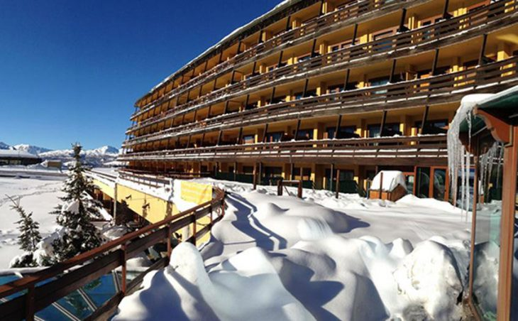 Grand Hotel Sestriere in Sestriere , Italy image 1