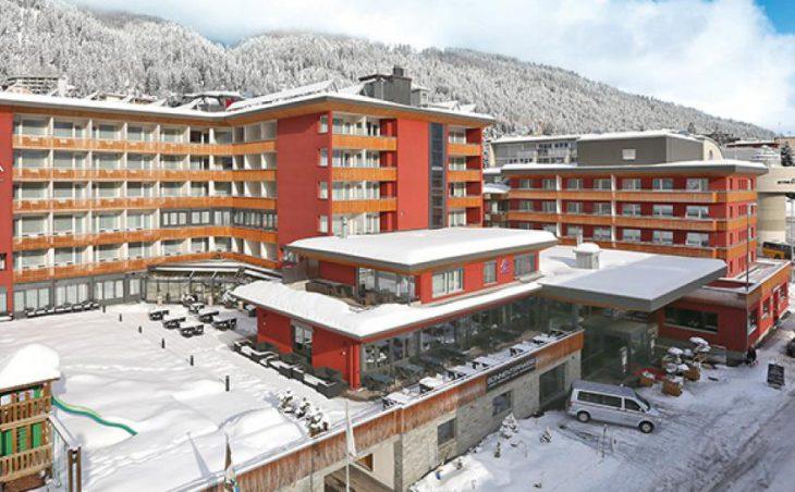 Hotel Grischa in Davos , Switzerland image 1