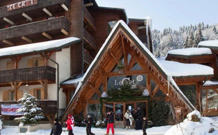 Hotel le Cret in Morzine , France image 1