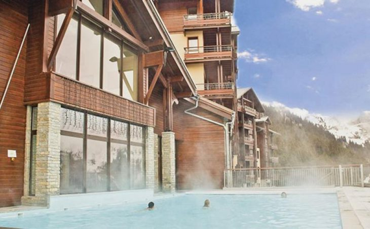 Montsoleil Terrasses d'Helios Apartments in Flaine , France image 6