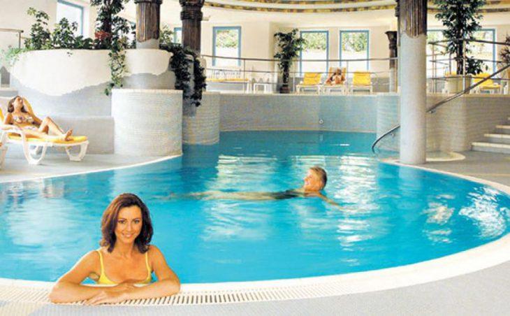 Sporthotel Ellmau, Ellmau, Indoor Pool