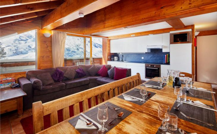Chalet Cleopatra in Reberty 2000 , France image 6