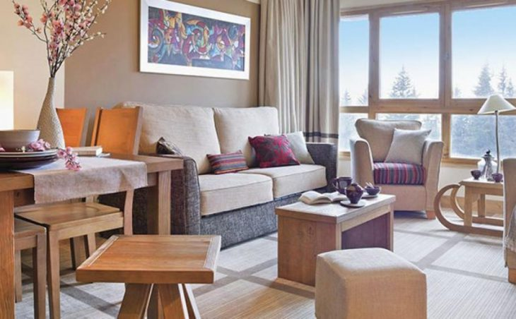 Montsoleil Terrasses d'Helios Apartments in Flaine , France image 5