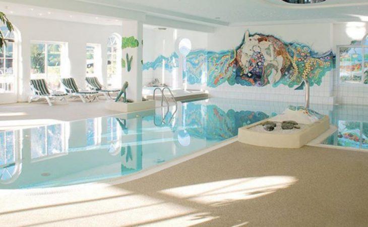 Hotel Hochfilzer, Ellmau, Indoor Pool