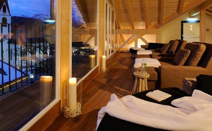 Krumers Post, Seefeld, Relaxation room