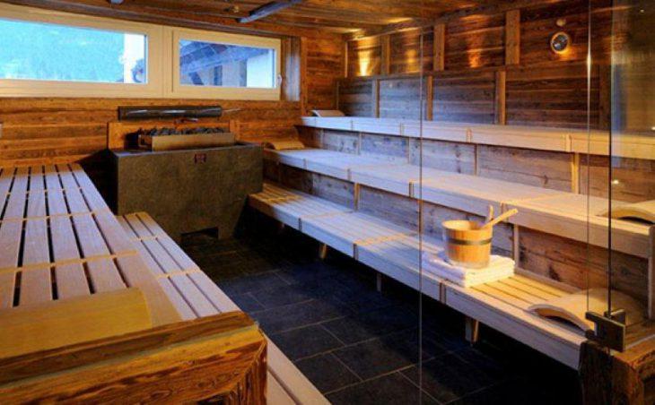 Krumers Post, Seefeld, Sauna