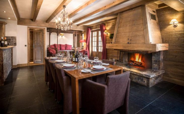 Chalet Apartment Vieille Forge in Courchevel , France image 3