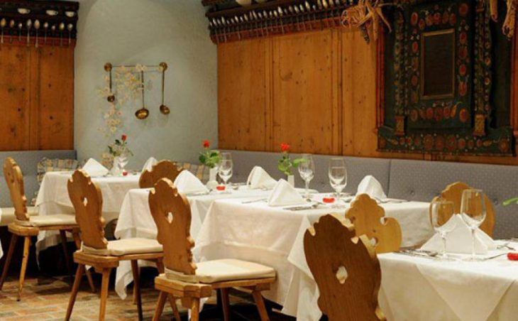 Krumers Post, Seefeld, Restaurant