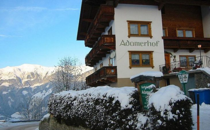 Gasthof-Pension Adamerhof in Zell am Ziller , Austria image 2