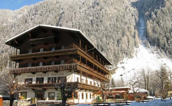 Strolz Hotel in Mayrhofen , Austria image 2