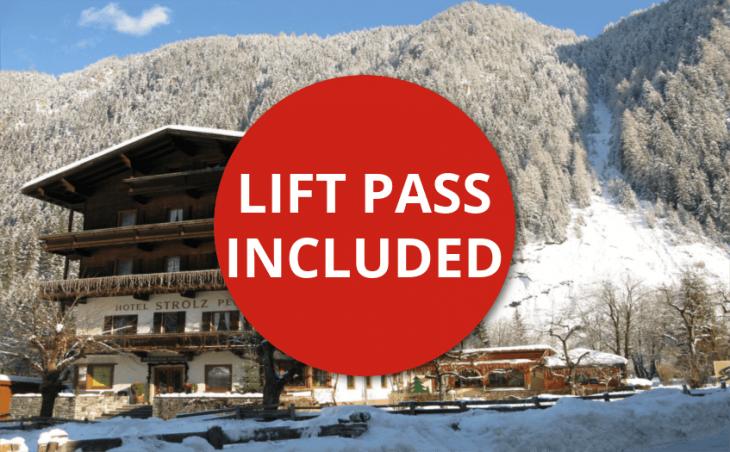Strolz Hotel in Mayrhofen , Austria image 1