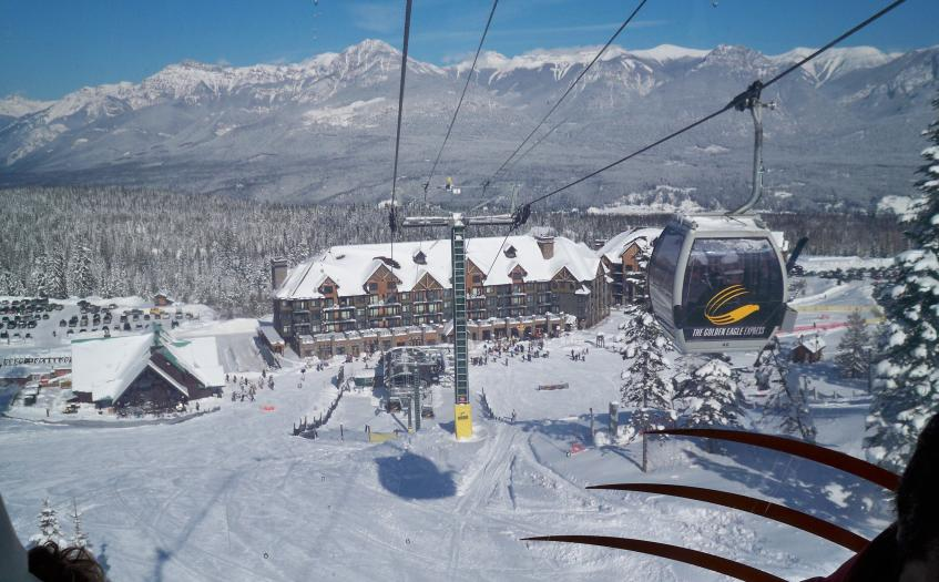 Ski Holidays Kicking Horse