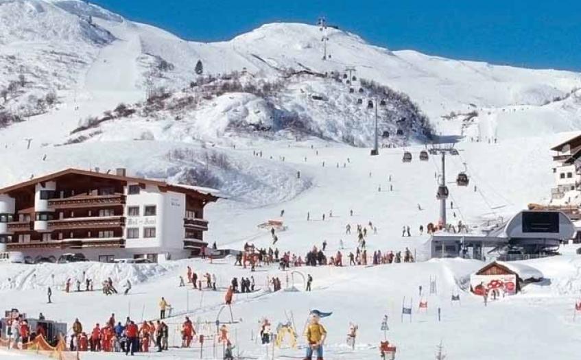 Ski Holidays Galtur