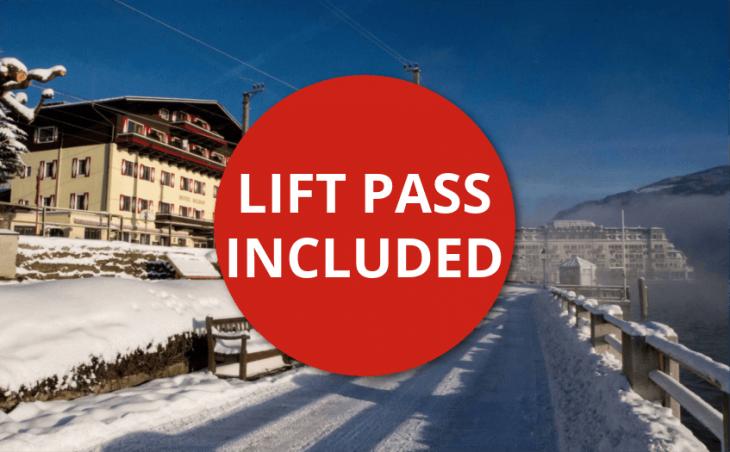 Ski Hotel Seehof in Zell am See , Austria image 1