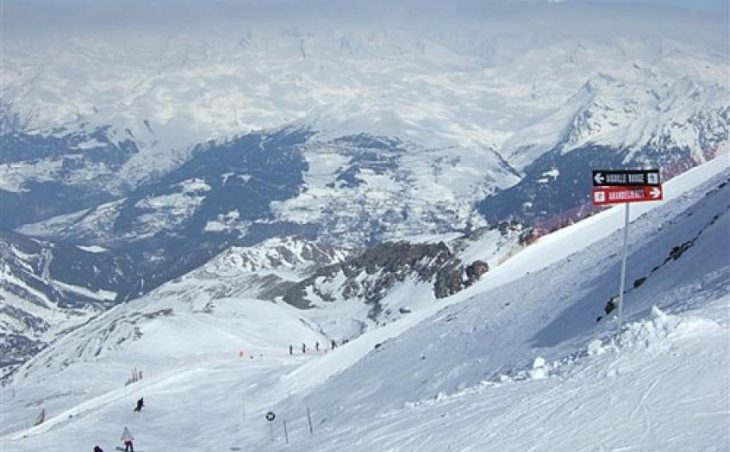 Les Arcs in mig images , France image 4