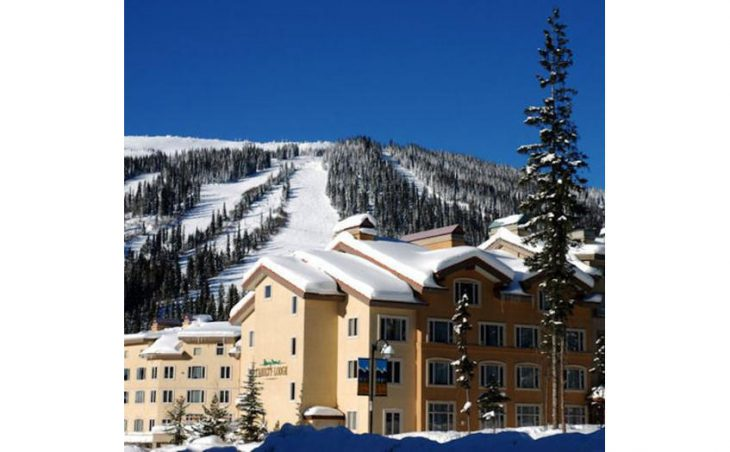 Nancy Greenes Cahilty Lodge in Sun Peaks , Canada image 2