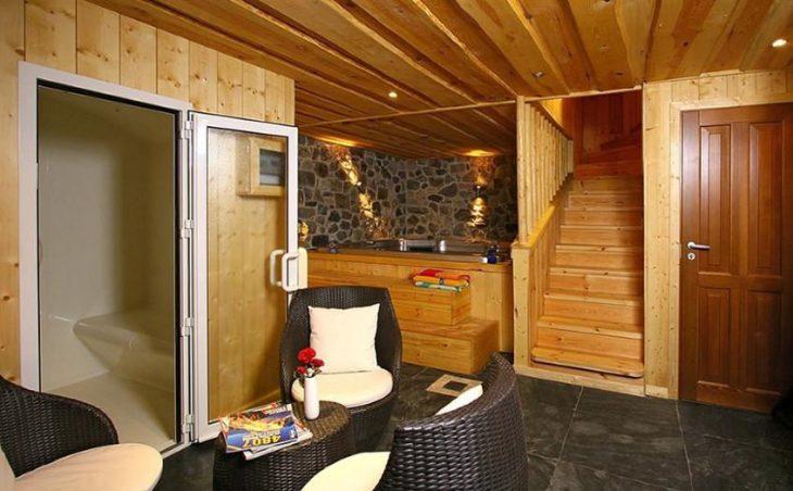 Chalet Leslie Alpen, Les Deux Alpes, Hot-tub